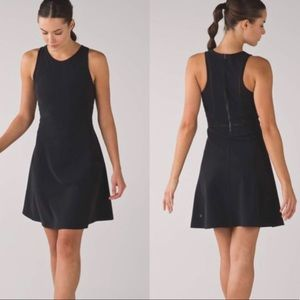 Lululemon & go til dawn dress size 8